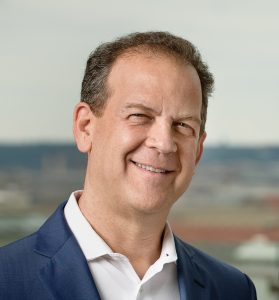 Headshot of LIIF CEO Daniel A. Nissenbaum