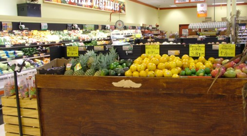Grocery Helps Revitalize Town