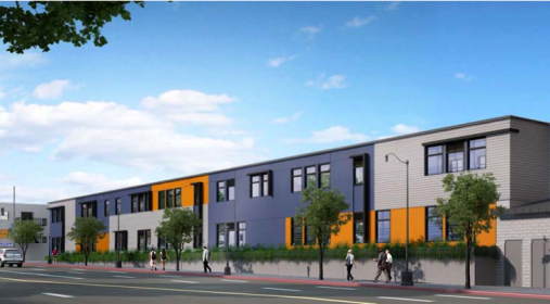 New Educational Campus for 1,000 L.A. Youth