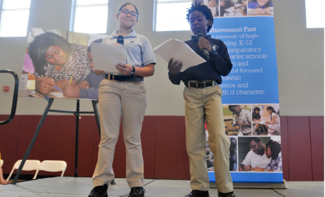 Achievement First Providence Mayoral Academy